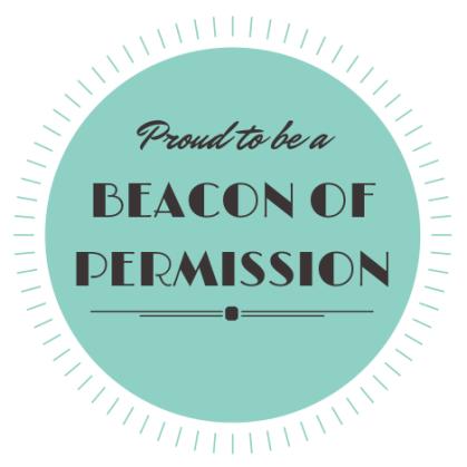 Beacon-of-permission-badge